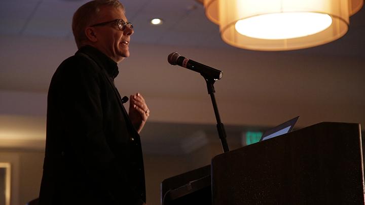 Keynote Speaker Philip van Allen
